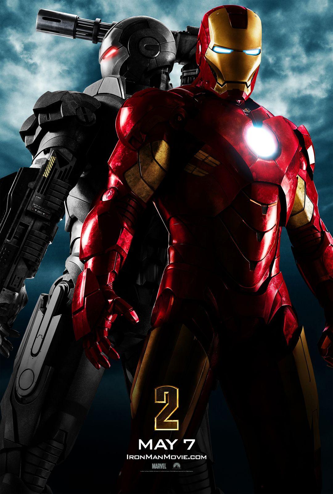 Iron Man 2 Menggelegar ! | Sinopsis & Trailer